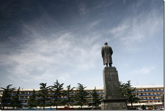 Stalin's monument in Gori