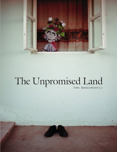 The Unpromised Land book cover.